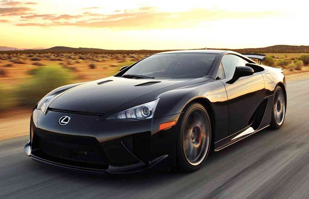 12 2011 lexus lfa review Lexus Locksmith