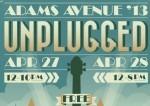 The Key Crew, unplugged on Adams