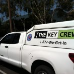 The Key Crew – Service Vehicle