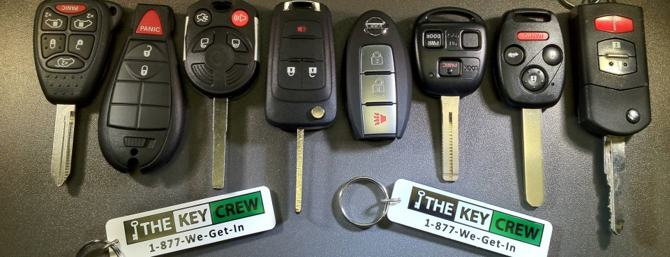 Key Blanks and Fobs