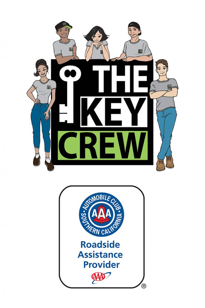 The key crew locksmith logo AAA logo V2 website